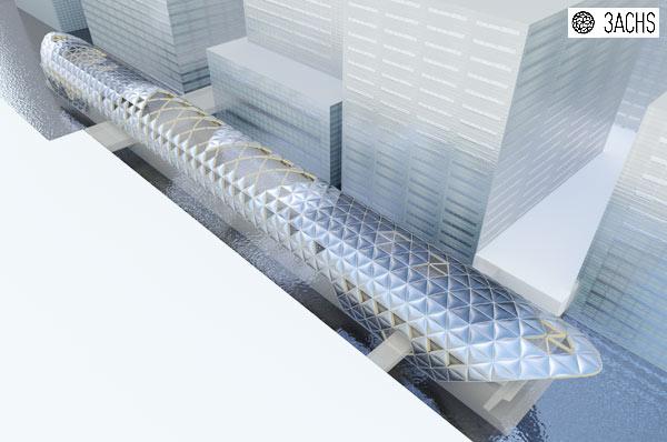 Canary Wharf Crossrail Station